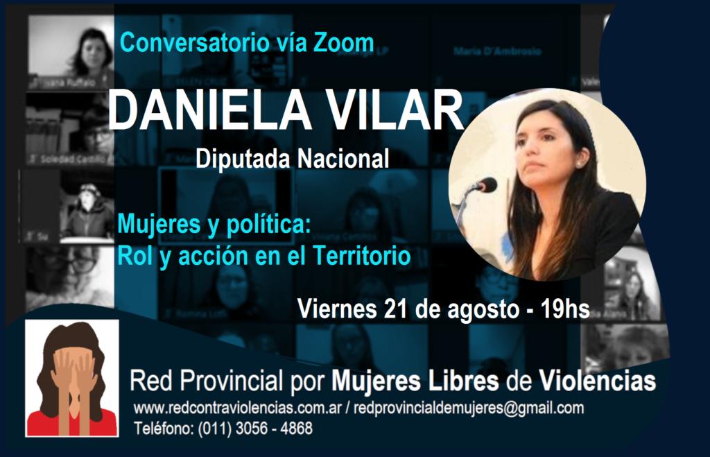 Daniela Vilar