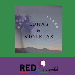 Lunas y Violetas